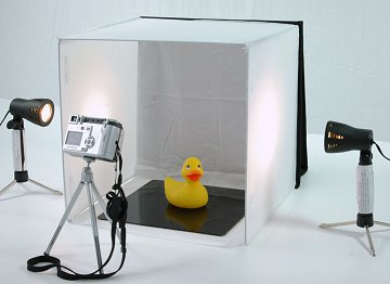LIGHT BOX DUCK