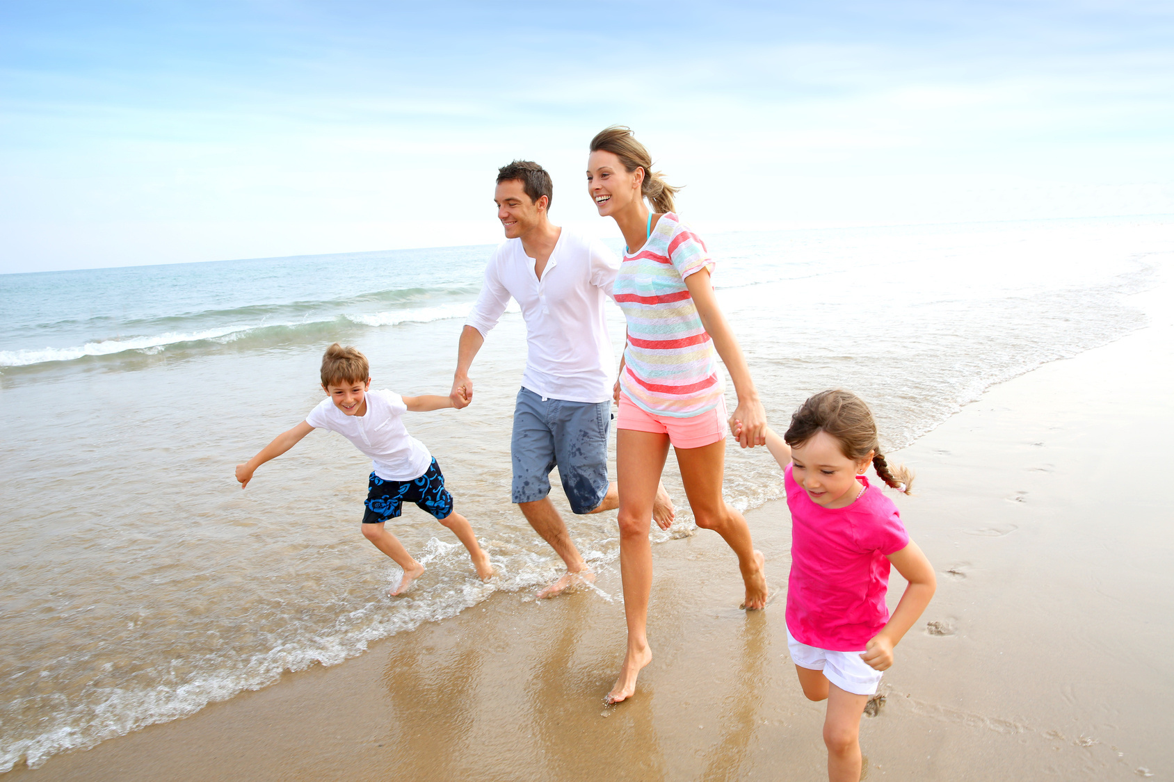 Beach familly pic 91