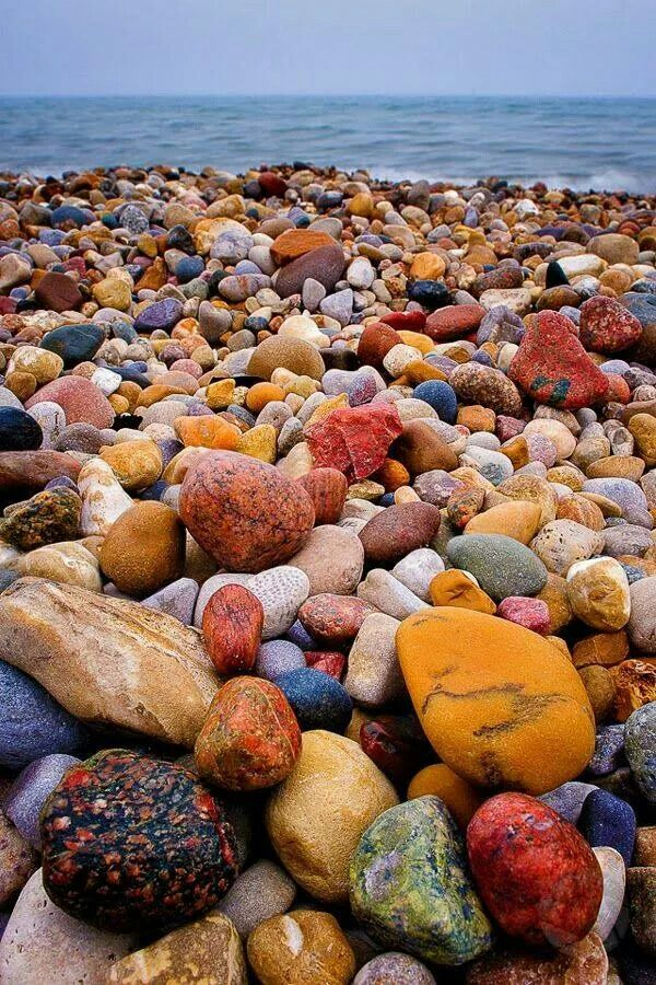 colorful pebbles1