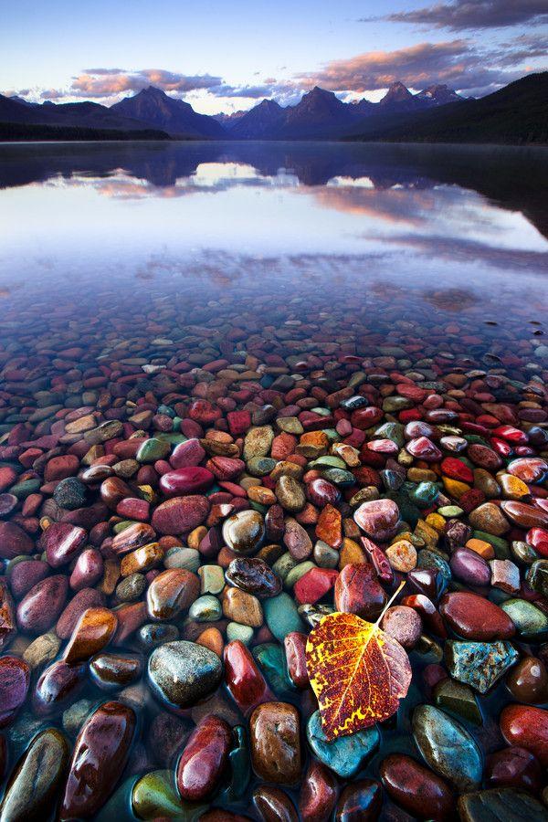 Ten Beautiful Images of Pebbles