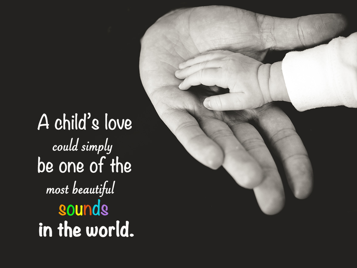 A child s love