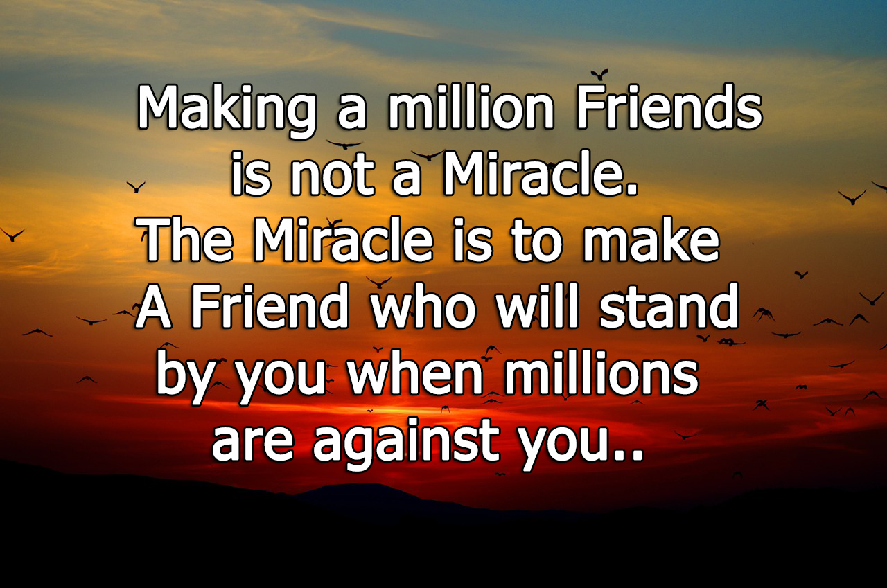 Friendship Quotes: 27 Beautiful Friendship Quotes You Would Love To Share