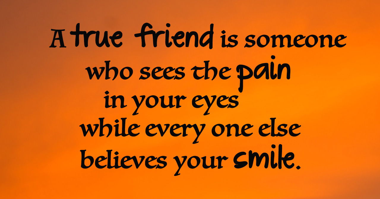 Quotes About Smile And Friendship 27 Beautiful Friendship Quotes You Would Love To Share