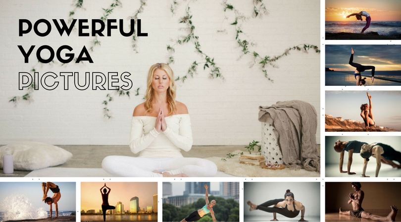 Powerful Yoga Pictures