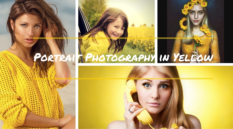 21 Photos that will make you fall in love with Yellow Photography