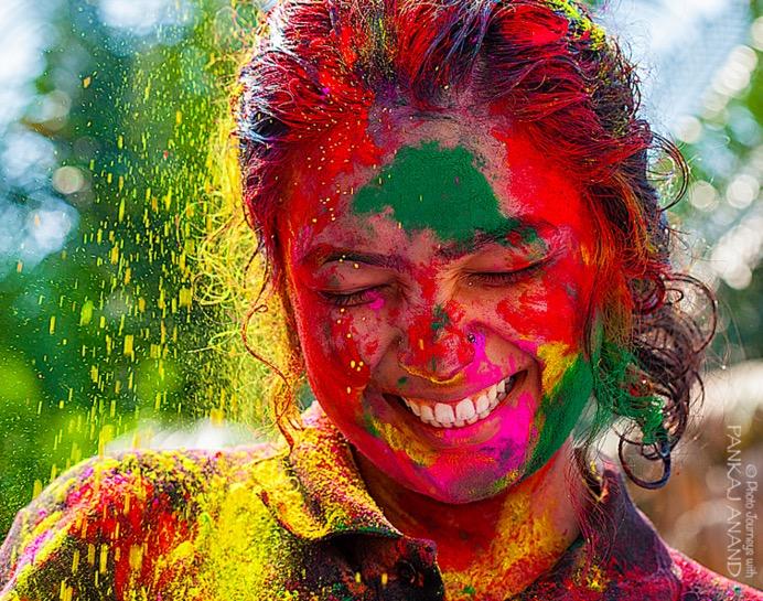 Holi Festival Essay In Hindi