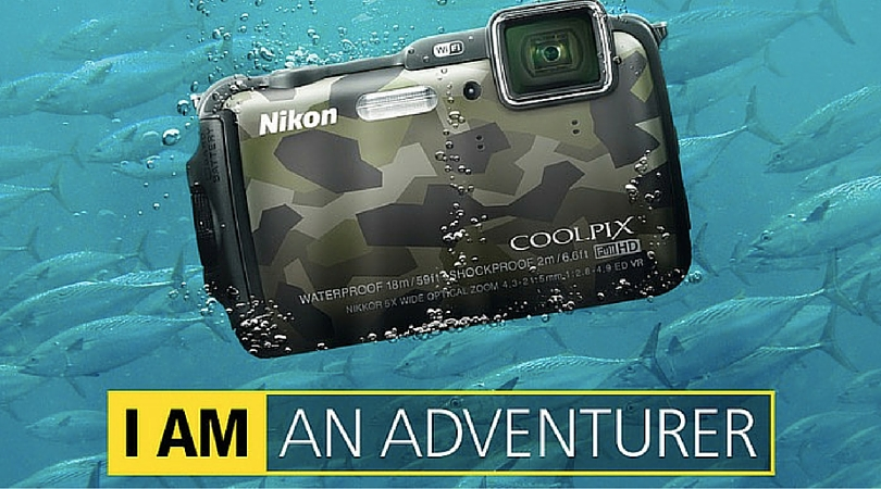 Nikon COOLPIX AW120 Adventurer
