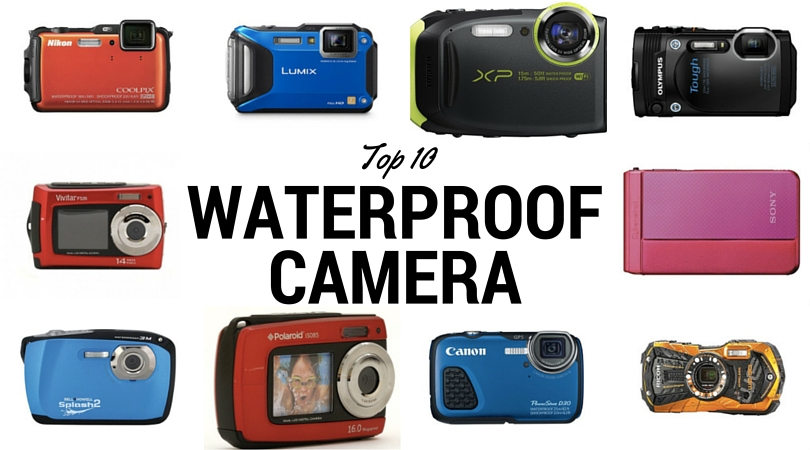 Top 10 Waterproof Cameras to Capture the Underwater World