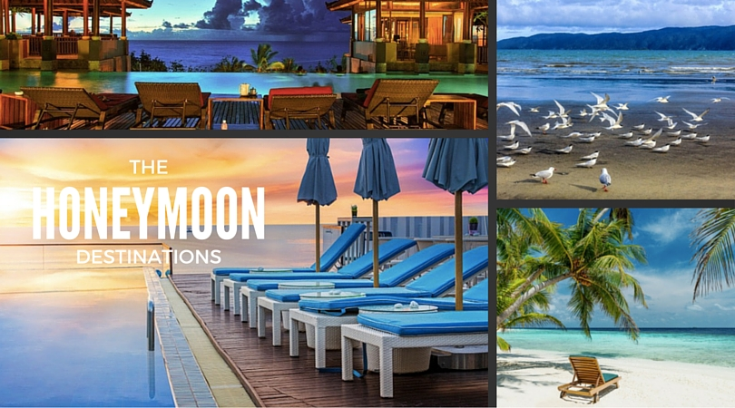 The Honeymoon Destinations