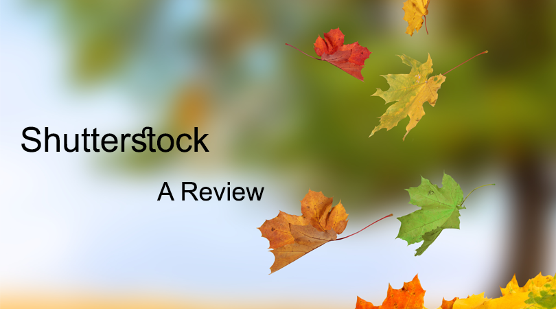 Shutterstock – A Review