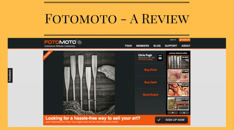 Fotomoto- A Review