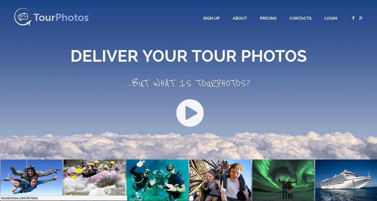 TourPhotos.com – a cool photography platform dedicated to tourism and activity companies