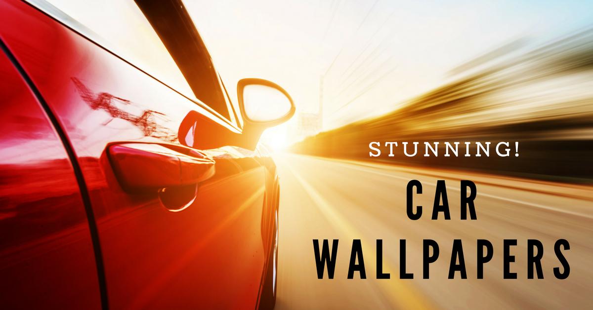 Stunning car wallpapers