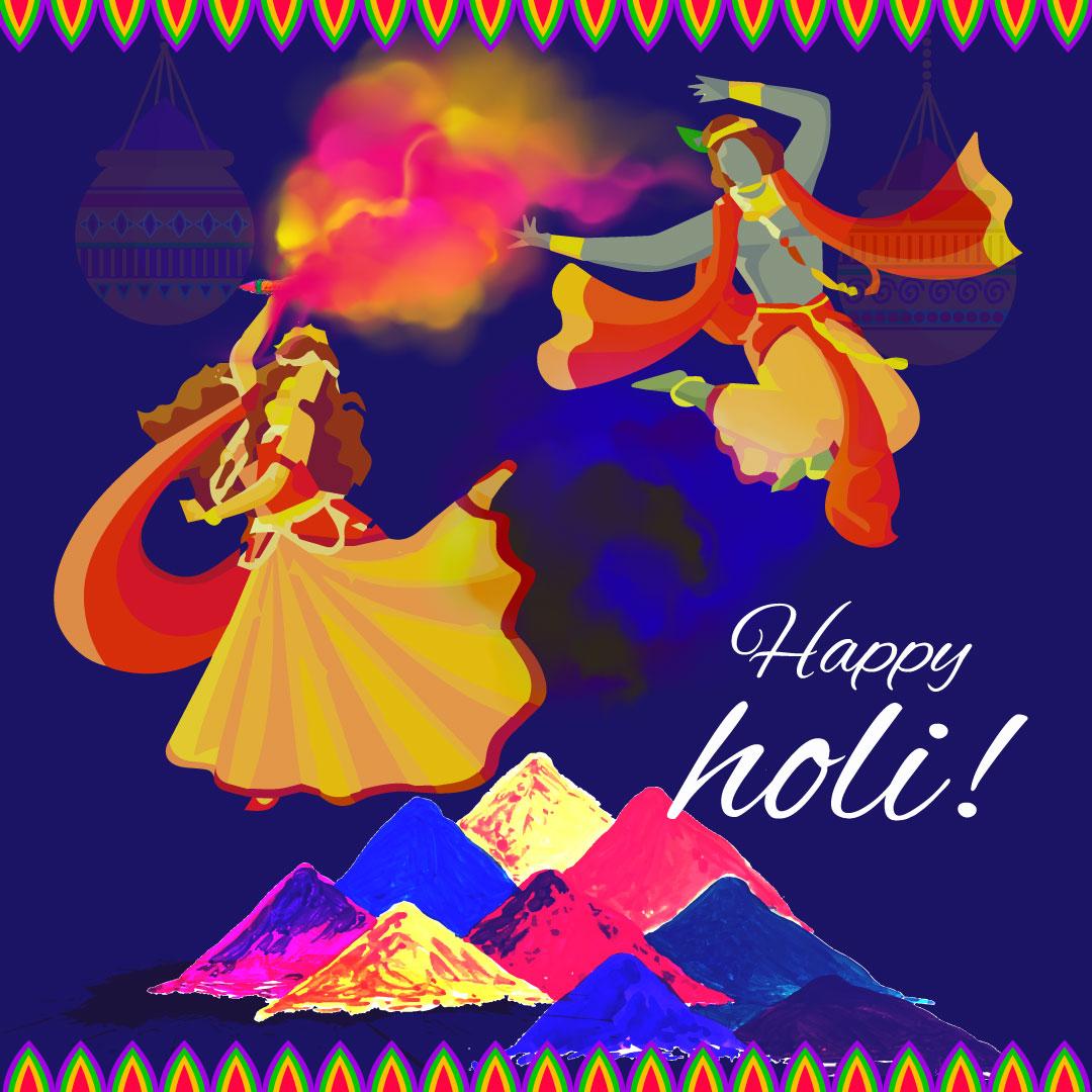 Holi Festival of love and joy